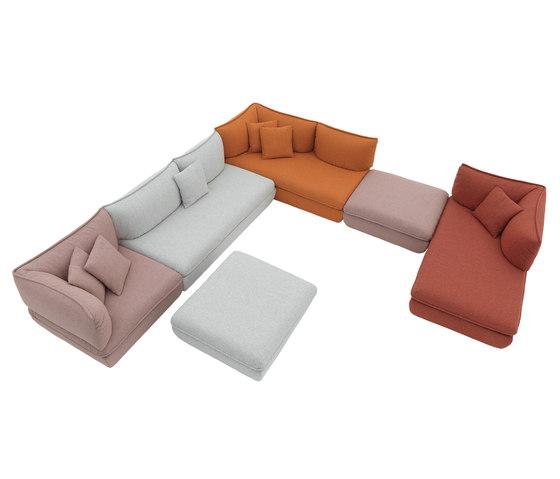 Mimic von De Padova | Modulare Sitzgruppen