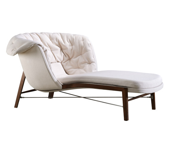 Cleo Chaise Lounge by Rossin | Chaise longues