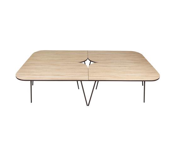 Vora Tisch von Palau | Lesetische / Studiertische
