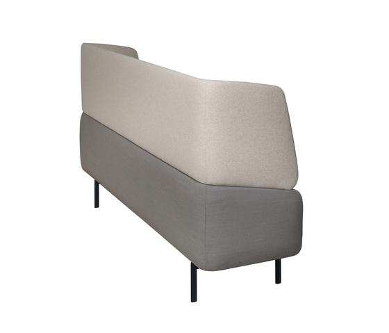Gabo Sofa by Palau | Lounge sofas