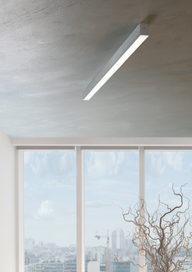 Casablanca Follox 1 Ceiling Single by Millelumen | General lighting