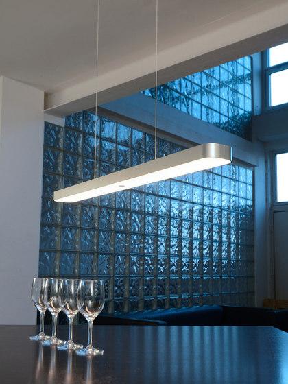 Casablanca Perfetto suspension by Millelumen | Linear lights