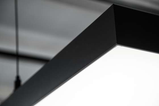Philips OneSpace luminous ceiling by Luminous Surfaces (Color Kinetics) | Illuminated ceiling systems