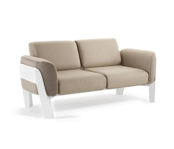 Bienvenue Sofa Medium by EGO Paris | Garden sofas