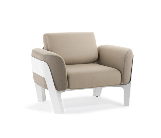 Bienvenue Sofa Small by EGO Paris | Garden armchairs