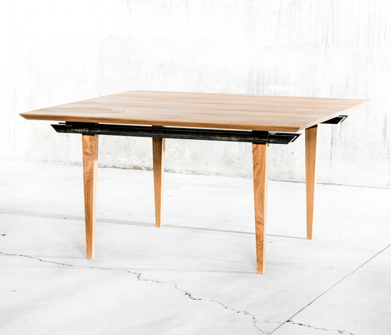 Indo Table by QoWood | Dining tables