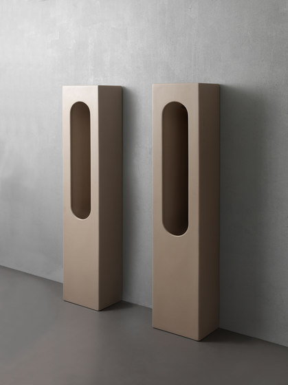 Orinatoi Slot Floor Mounted Urinal Urinals From Ceramica