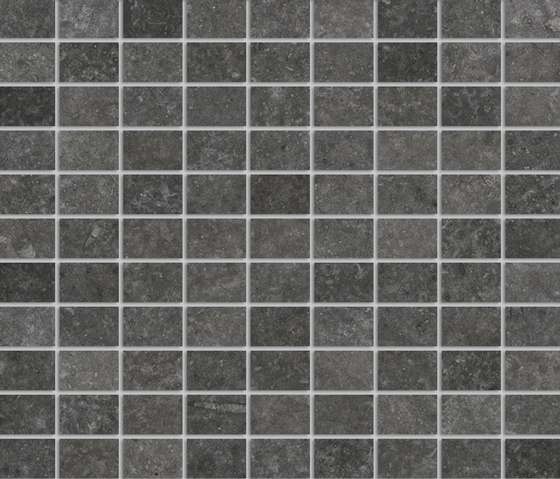 Nordik Mosaico 117 Coal by Refin | Floor tiles