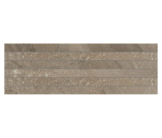 Selection Muretto Listello Mud by Refin | Ceramic tiles