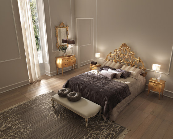 Ca D'Oro by Bolzan Letti | Double beds