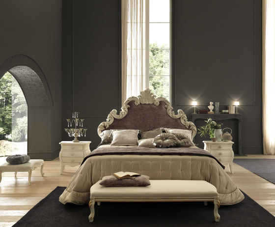 Florence by Bolzan Letti | Double beds