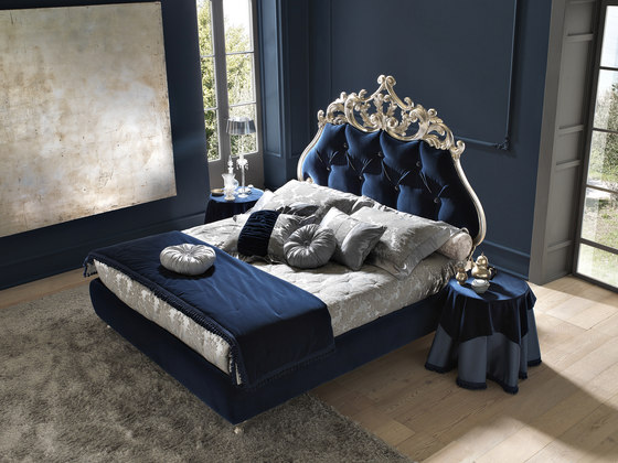 Velvet by Bolzan Letti | Double beds