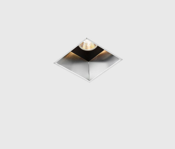 Down in-Line 55 single directional by Kreon | Recessed wall lights