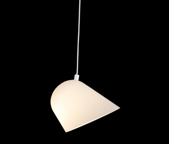 Ilo 1 pendant by Valoa by Aurora | Pendant lights in plastic
