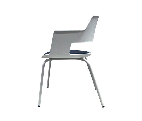 Cappa by Forma 5 | Visitors chairs / Side chairs