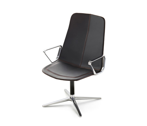 Stratos Lounge MH by Maxdesign   Conference chairs