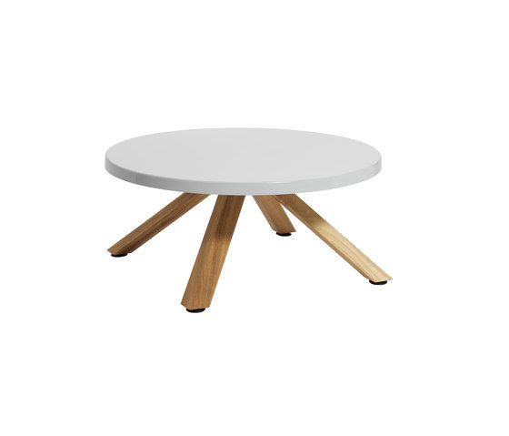 Robinia avec table Classic de nanoo by faserplast | Tables basses