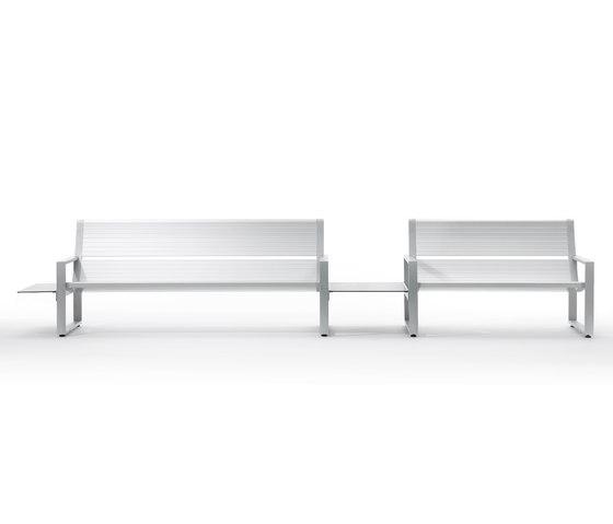 Rail System von Forma 5 | Tische und Bänke