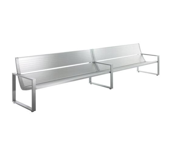 Rail System von Forma 5 | Sitzbänke