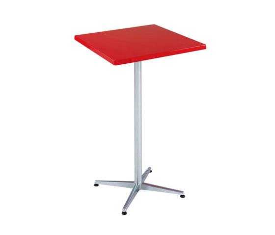 Standard with tabletop Classic by nanoo by faserplast | Standing tables