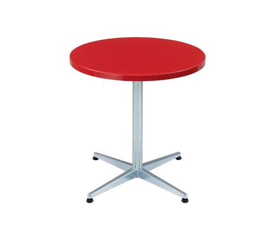 Standard with tabletop Classic by nanoo by faserplast | Bistro tables