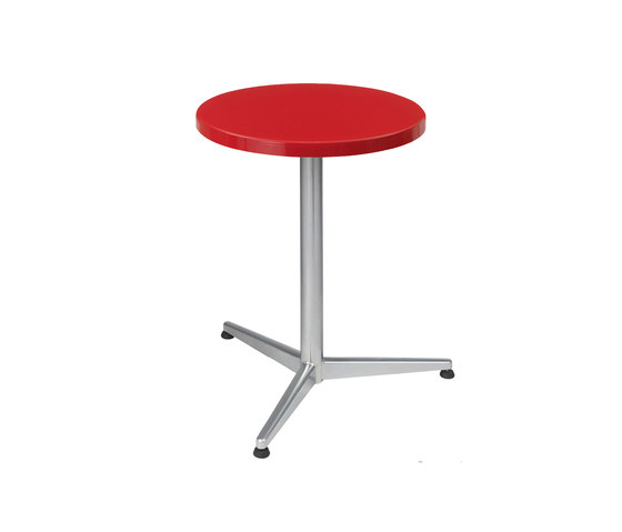 Standard with tabletop Classic by nanoo by faserplast | Cafeteria tables