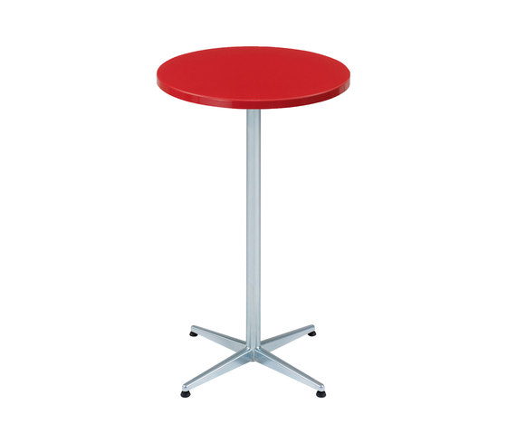 Standard with tabletop Classic by nanoo by faserplast | Bar tables