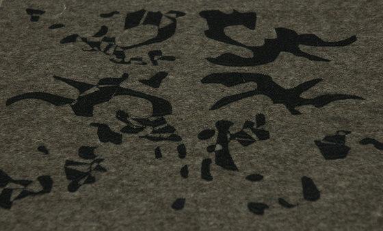 Unfinished  brown & black by Naturtex   Rugs / Designer rugs