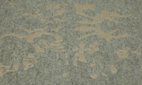 Unfinished |grey & ivory by Naturtex | Rugs / Designer rugs