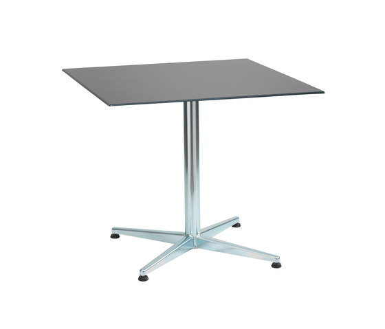 Standard with tabletop Elegance by nanoo by faserplast | Cafeteria tables