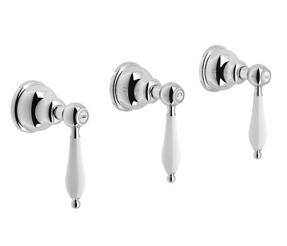 Antica by NOBILI | Bathroom taps accessories