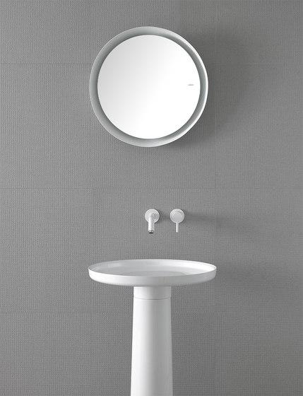 Bowl Wall Lighting Mirror by Inbani | Mirrors