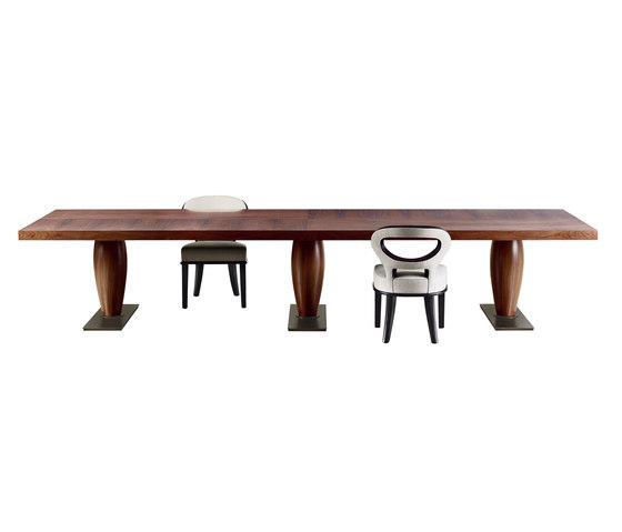Bassano dining table de Promemoria | Tables de repas