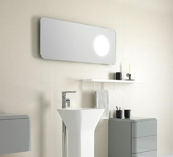 Fluent Wall Lighting Mirror by Inbani | Wall mirrors