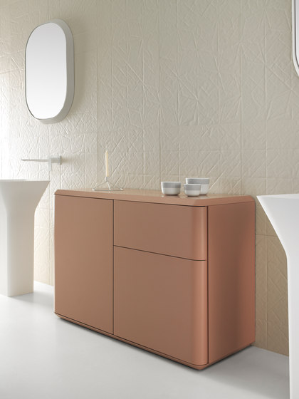 Fluent Colletion - Set 2 by Inbani | Bath side boards