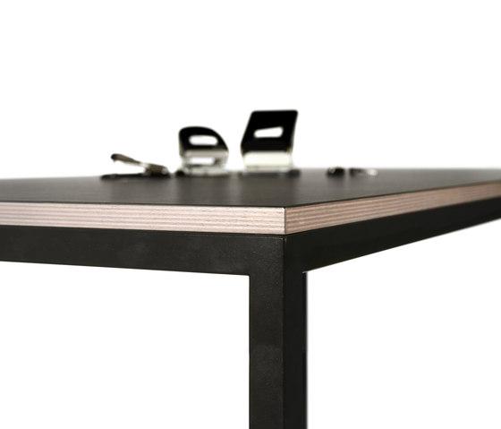 Calma Modell 929 de Kim Stahlmöbel | Tables collectivités