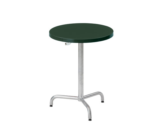 Retro with tabletop Classic de nanoo by faserplast | Mesas de bistro