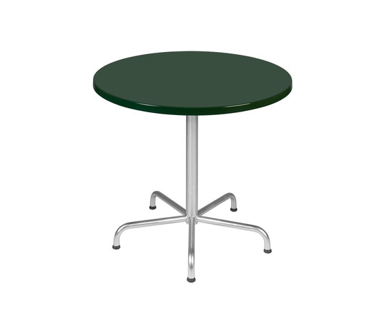 Retro with tabletop Classic by nanoo by faserplast | Cafeteria tables