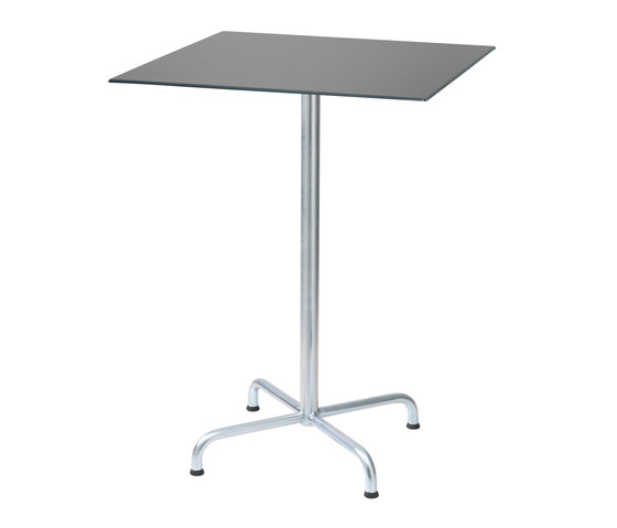 Retro with tabletop Elegance by nanoo by faserplast | Standing tables