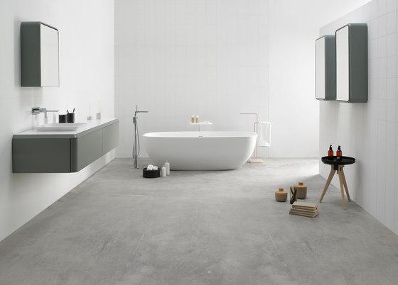 Fluent Bathroom Furniture Set 6 de Inbani | Armarios lavabo