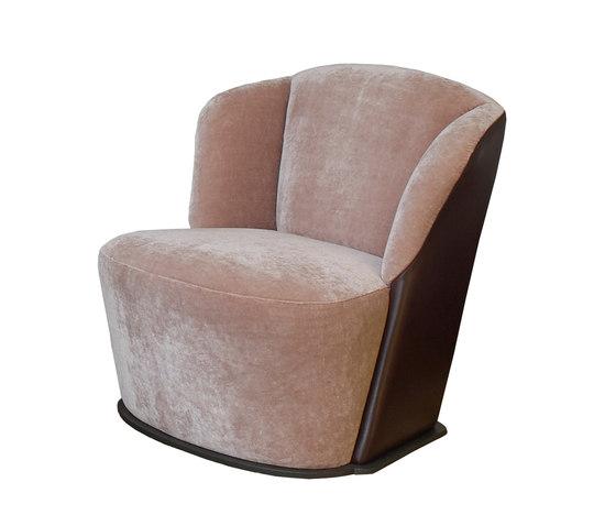 Rosaspina armchair de Promemoria | Fauteuils d'attente