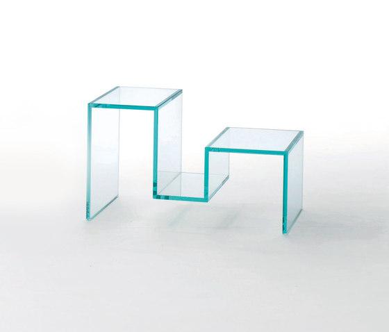 Torri by Glas Italia | Side tables