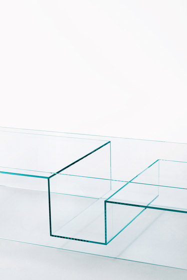 Labyrinth by Glas Italia | Lounge tables