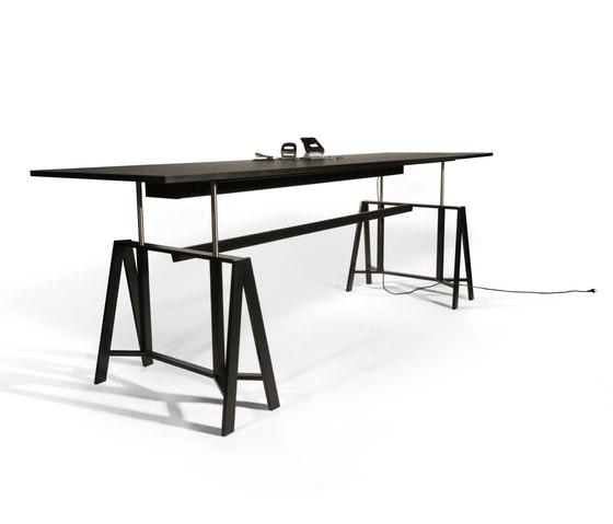 Cavalletto Modell 927 di Kim Stahlmöbel | Tavoli contract