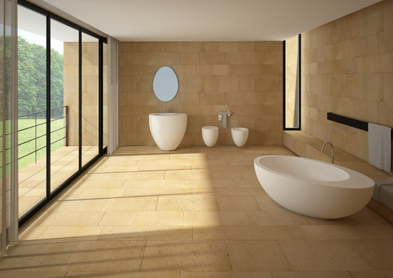 Le Giare freestanding bath tub by Ceramica Cielo | Free-standing baths