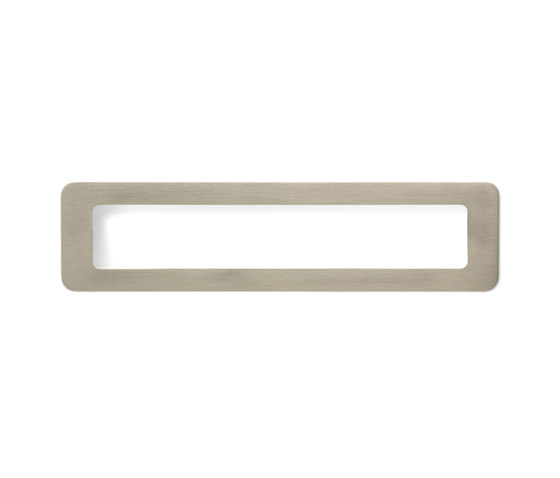 Low by VIEFE® | Cabinet recessed handles