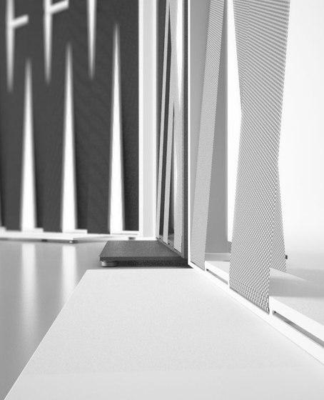 Malva di Systemtronic | Sistemi divisori stanze