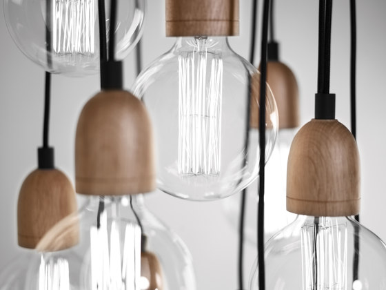 Ilde Wood Max by B.LUX   General lighting