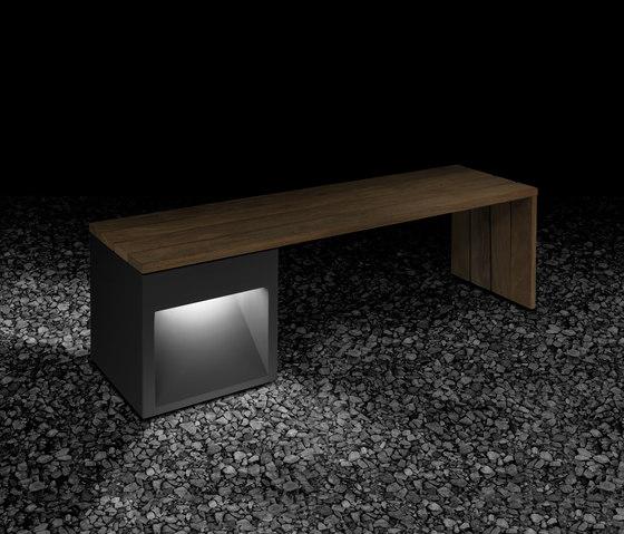 Lap Bench de B.LUX | Iluminación general
