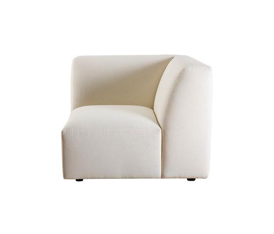 Concept 1010 by Neue Wiener Werkstätte | Modular seating elements